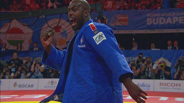 Dünya Judo Şampiyonası'nda Fransız Tedy Riner tarih yazdı