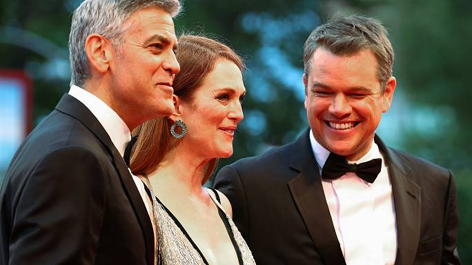 """""""Suburbicon"""": George Clooney stellt in Venedig neuen Film vor"""