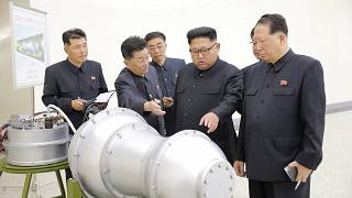 آزمایش بمب هیدروژنی در کره شمالی