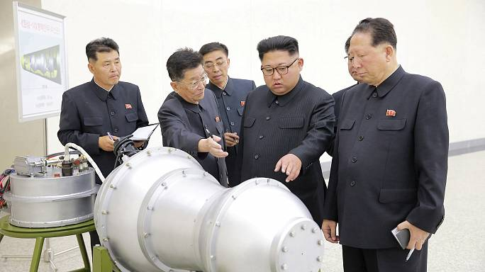 North Korea claims new bomb has 'great destructive power'