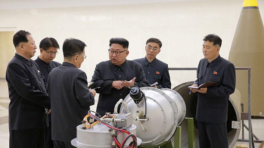 احتمال آزمایش هسته ای در پی ثبت دو زلزله در کره شمالی