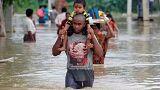 Populações isoladas em risco no sul da Ásia