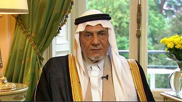 """الأمير تركي الفيصل: """"الكرة في ملعب قطر"""" لحل الأزمة الخليجية"""