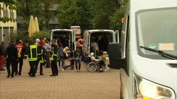 Thousands evacuated in Frankfurt ahead of WWII bomb disposal