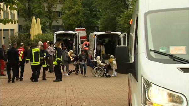 عملیات وسیع تخلیه جمعیت در فرانکفورت برای خنثی کردن بمب