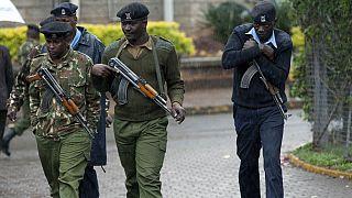 10 police hospitalised following suspected cholera outbreak in Nairobi