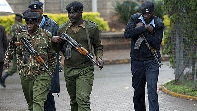 Ten Kenyan police officers hospitalized for cholera