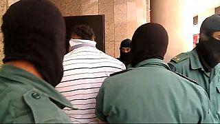 Britons arrested in Spain on suspicion of drug dealing