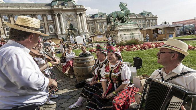 Chile a vendég a Budapest Borfesztiválon