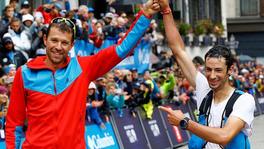 Frankreich triumphiert beim Rennen um den Mont Blanc