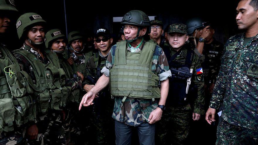 Filippine: confini aperti contro il jihadismo