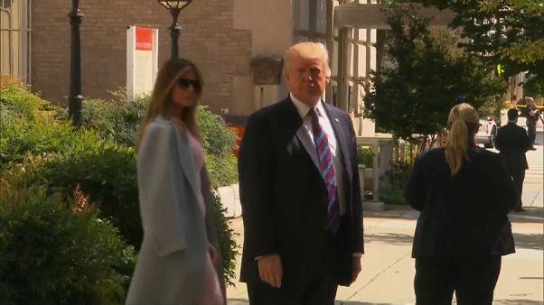 """Ataque à Coreia? Trump responde: """"Vamos ver"""""""