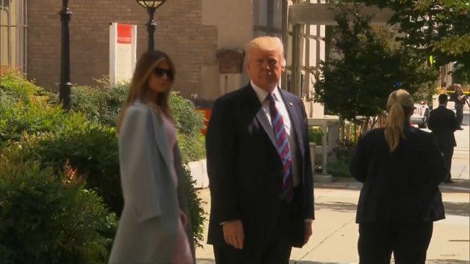 Trump will Handelsbeziehungen zu Nordkoreas Handelspartnern einstellen