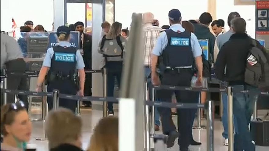 Ausztrália védi határait