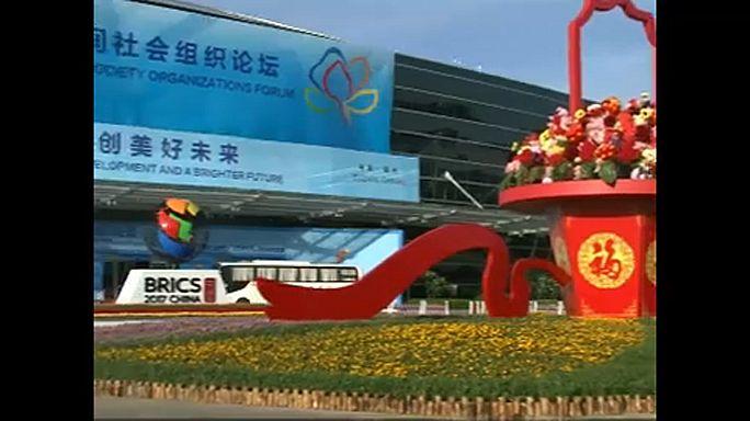 BRICS-csúcs Kínában