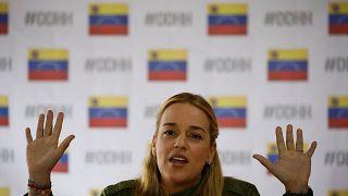 Venezuela: Tintori non può lasciare il paese