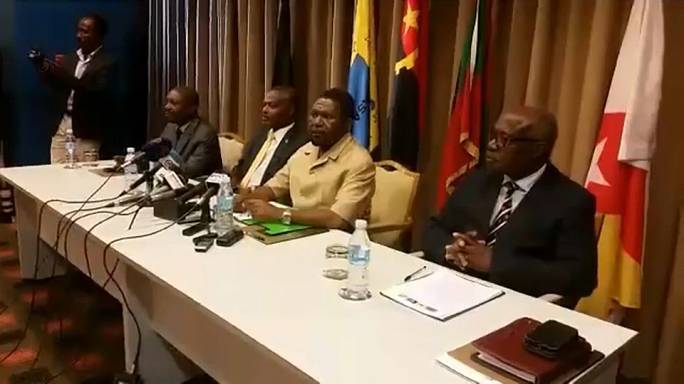 Oposição angolana exige recontagem dos votos