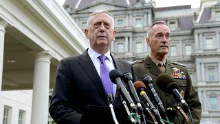 """USA : """"Une réponse militaire massive"""" en cas d'attaque nord-coréenne"""