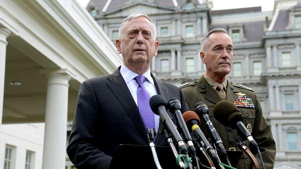 """Washington warns Pyongyang of a """"massive military response"""""""
