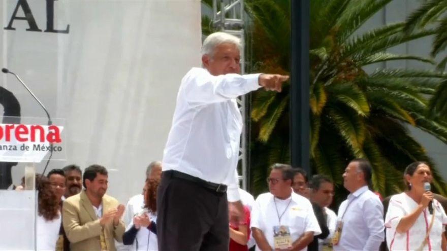 López Obrador niega la comparación con Maduro