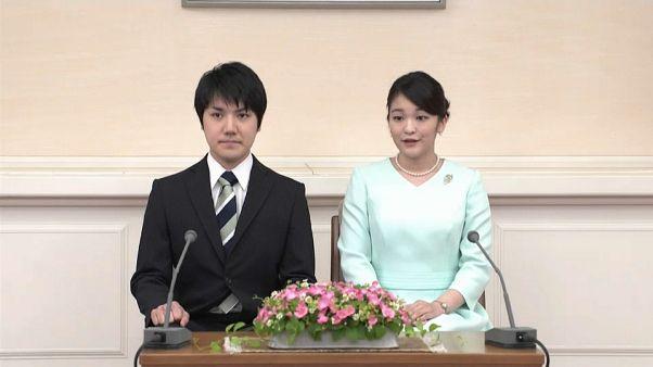 Από γαλαζοαίματη, «κοινή θνητή» η πριγκίπισσα Μάκο της Ιαπωνίας