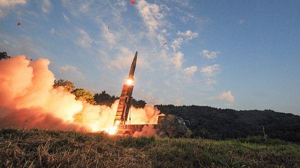 کره جنوبی: پیونگ یانگ احتمالا برای آزمایش موشک قاره پیما آماده می شود