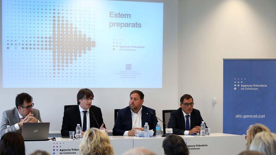 """Cataluña """"está preparada sea cual sea la voluntad de los catalanes"""", afirma Puigdemont"""