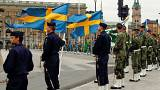 What kind of conflict is Sweden preparing for?