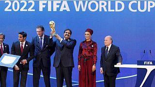 صدراعظم آلمان: با برگزاری جام جهانی در قطر مخالفم