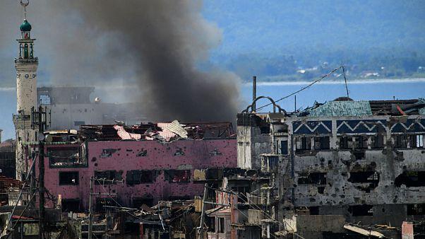 Hamarosan leszámolnak az iszlamistákkal a Fülöp-szigeteken