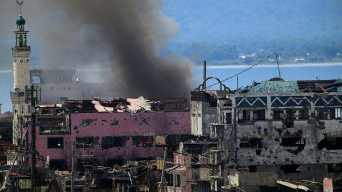Philippinen: Islamisten geben nicht auf