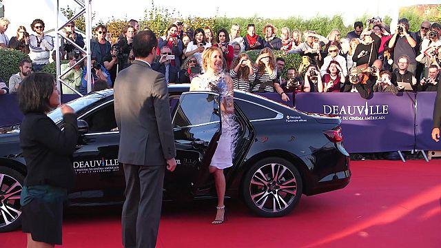 Deauville Amerikan Film Festivali'nde yıldızlar geçidi