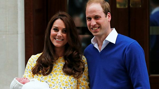 İngiltere: Kraliyet ailesinde bebek sevinci