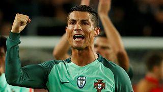 Portugal dá mais um passo rumo ao Campeonato do Mundo