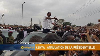 "Kenyatta warns judges, says he is still ""president"" [The Morning Call]"