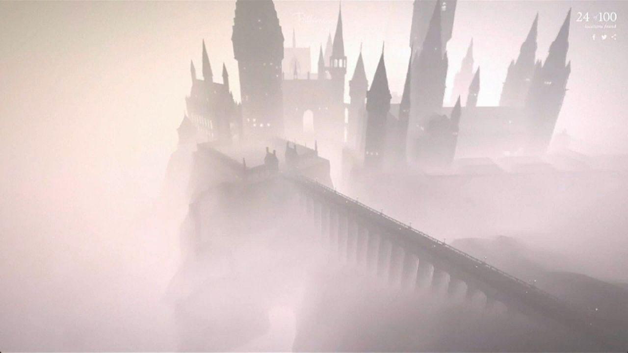 Hogwarts chega à internet