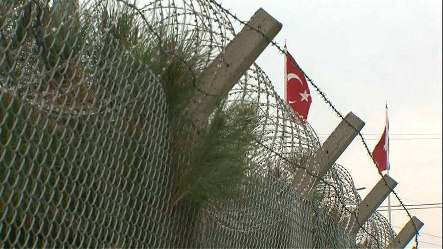 Освобождение немки в Турции