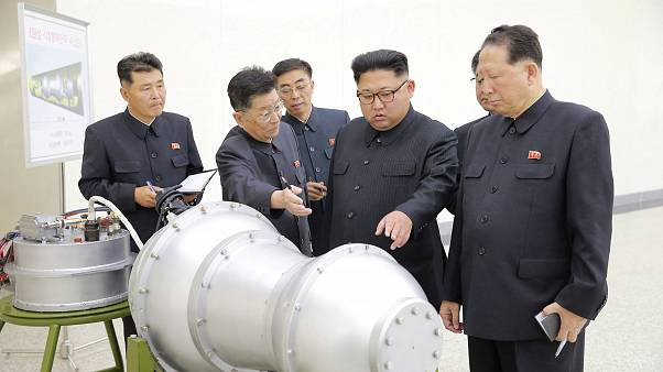 Timeline: North Korea's six nuclear device tests