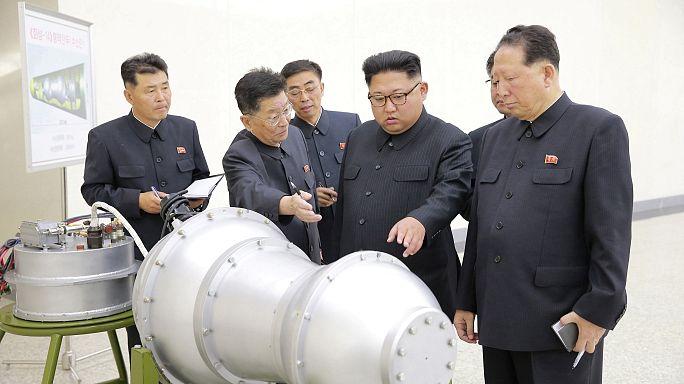 I test nucleari della Corea del Nord