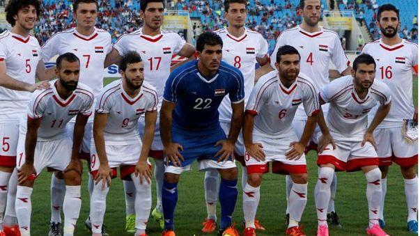 المنتخب السوري لكرة القدم وحلم التأهل إلى مونديال 2018