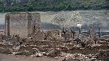 Siccità: in Spagna 'riemerge' Mansilla de la Sierra