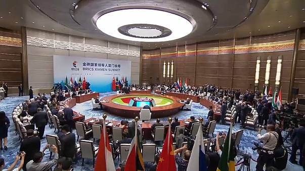 North Korea overshadows BRICS summit as Beijing slates Trump's trade threat