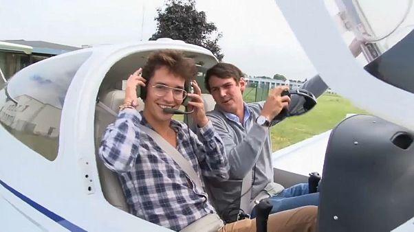 """Wingly o el """"Uber"""" de la aviación"""