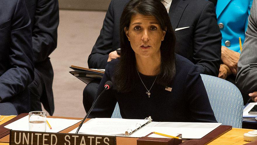 США готовят жёсткую резолюцию по КНДР