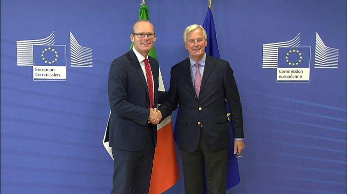 """Irlanda se inquieta por la falta de avances en las negociaciones sobre el """"brexit"""""""