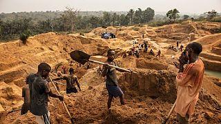 RDC : huit personnes tuées par la foudre dans une mine d'or artisanale