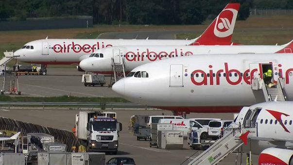 La Unión Europea aprueba la ayuda alemana a Air Berlin