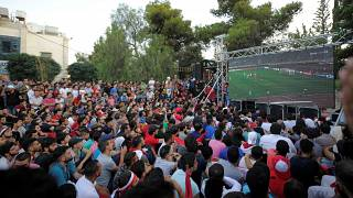War-ravaged Syria has just made the World Cup play-offs
