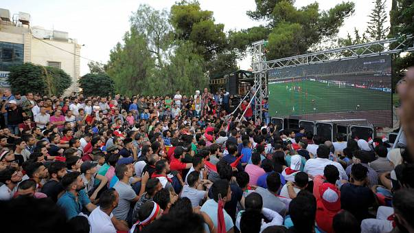 La selección siria está a un paso del Mundial de Rusia 2018