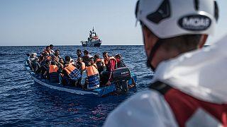 Migranti: Moas lascia il Mediterraneo